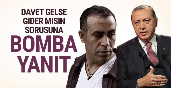 Haluk Levent Erdoğan'ın davetine gider mi? Bomba yanıt