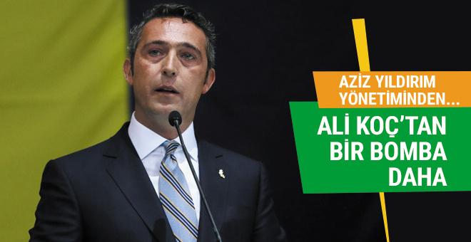 Ali Koç'tan bomba bir hamle daha!
