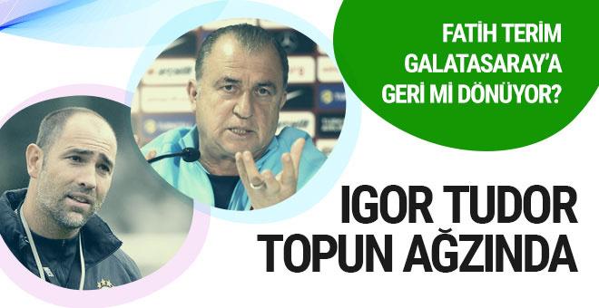 Fatih Terim Galatasaray'a geri mi dönüyor?
