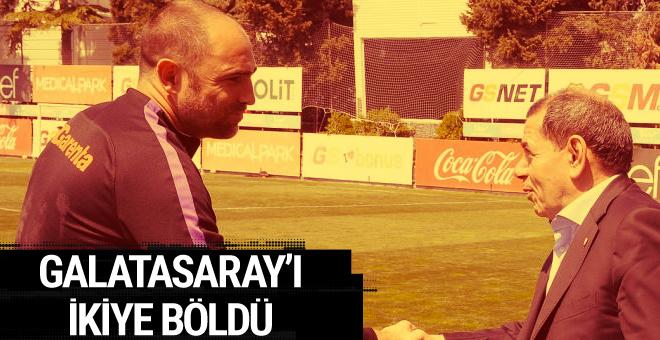 Galatasaray'da yönetim Tudor için toplandı