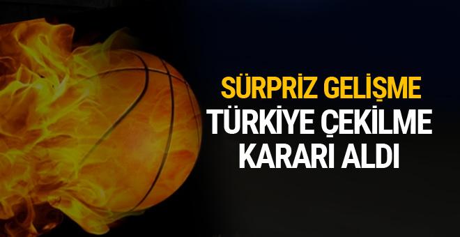 Türkiye 2023 Dünya Şampiyonası adaylığından çekildi