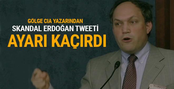 Michael Rubin ayarı kaçırdı skandal Erdoğan tweeti