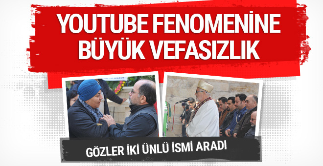 Youtube fenomeni Cem Korkmaz'a büyük vefasızlık gözler iki ünlü ismi aradı