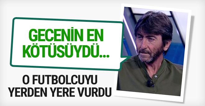 Rıdvan Dilmen'den Gökhan Gönül yorumu