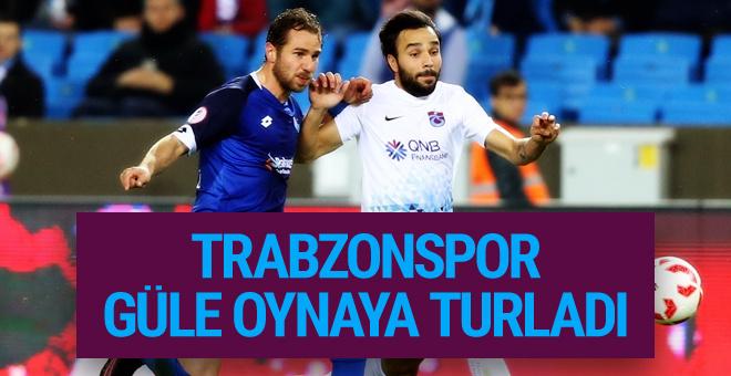 Trabzonspor-Erzurumspor maçı golleri ve geniş özeti