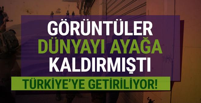 İsrail'de gözaltına alınan down sendromlu genç Türkiye'ye getirilecek!