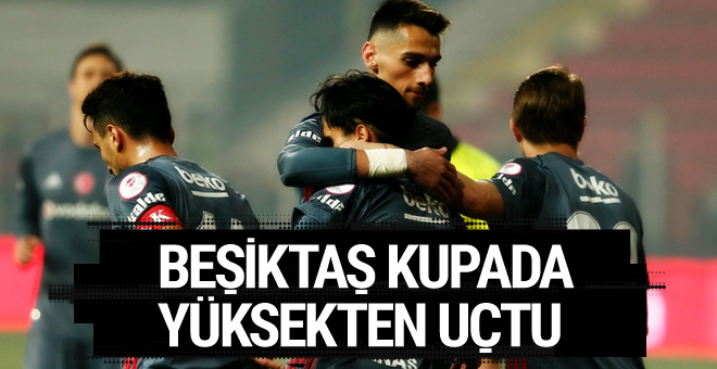 Manisaspor Beşiktaş maçı golleri ve geniş özeti