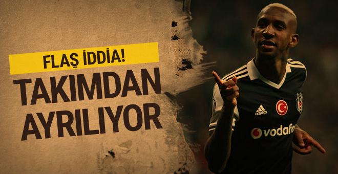 Talisca'dan Beşiktaş'a erken veda
