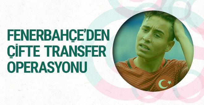 Fenerbahçe'den çifte transfer operasyonu