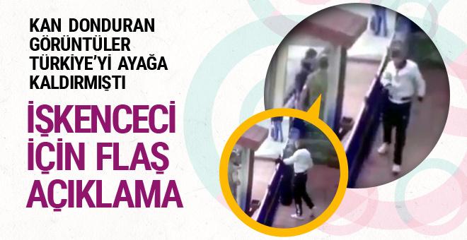 Türkiye'yi ayağa kaldıran işkence için flaş açıklama!