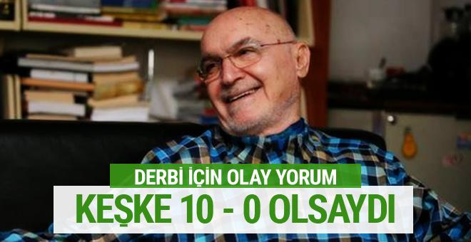 Hıncal Uluç'tan Galatasaray için flaş açıklama