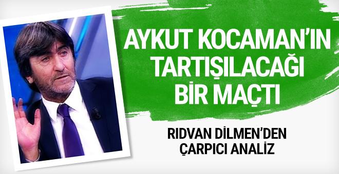 Rıdvan Dilmen'den flaş açıklama!