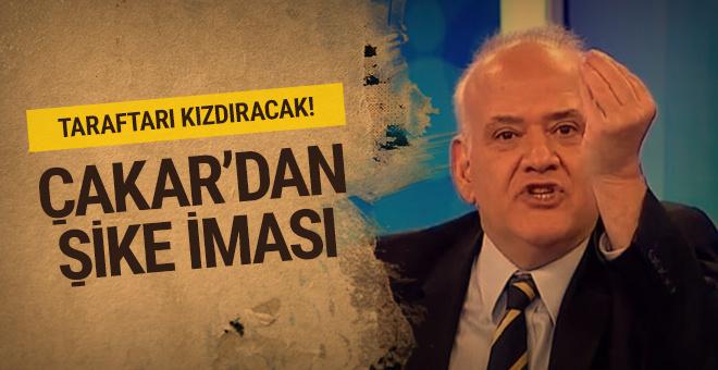 Ahmet Çakar'dan Galatasaray-Akhisar maçı için şike iması!