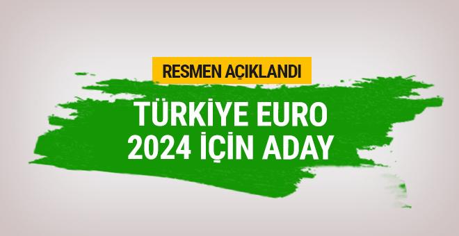 Yıldırım Demirören açıkladı! Türkiye resmen aday...