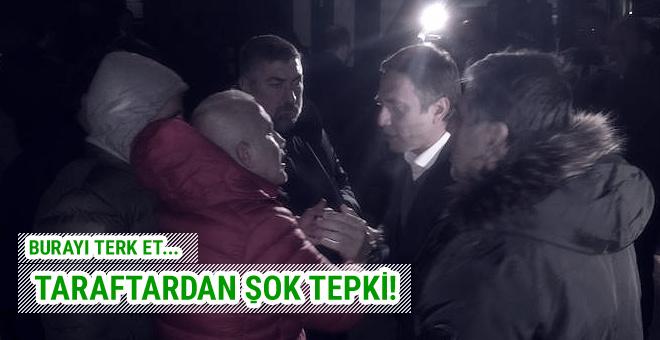 Bursasporlu futbolcuya şok tepki!