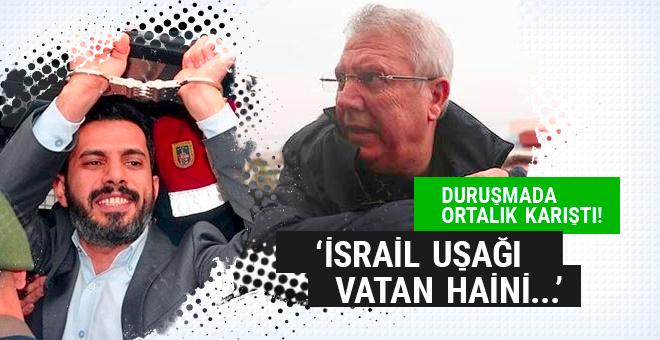 Şike davasında Yıldırım ve Mehmet Baransu kavgası