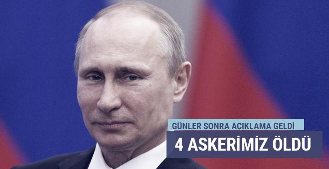 Rusya'dan günler sonra gelen asker açıklaması!