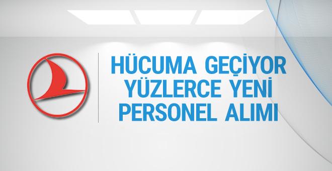 THY personel alım ilanı yayınladı