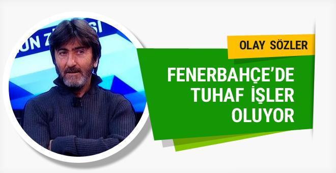 Rıdvan Dilmen Advocaat'a yüklendi
