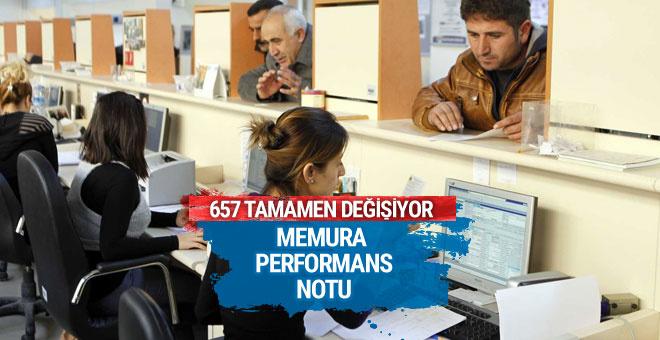 657 tamamen değişiyor memura performans sistemi
