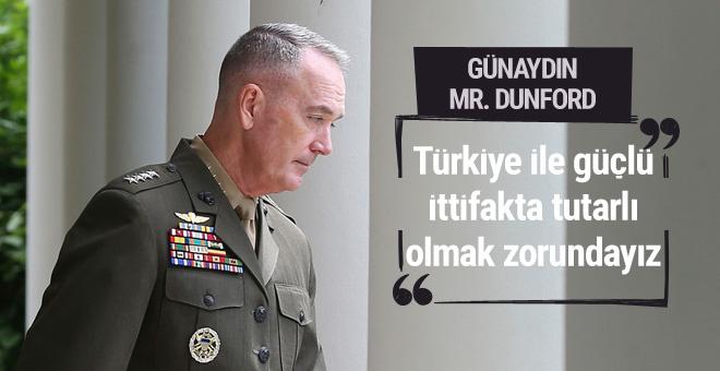 Pentagon'dan çok önemli Türkiye sözleri