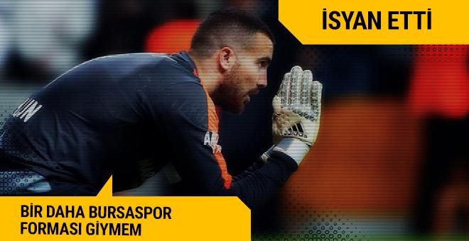 Harun Tekin: Bir daha Bursaspor forması giymem