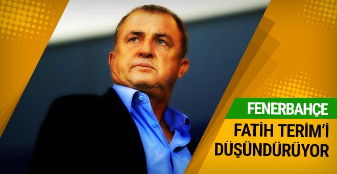 Fenerbahçe'deki düşüş Terim'i düşündürüyor