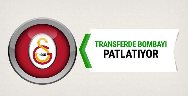 Galatasaray transferde yılın hamlesini yapıyor