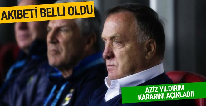 Fenerbahçe'nin Advocaat kararı!