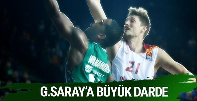 Darüşşafaka Doğuş sahasında Galatasaray'ı devirdi