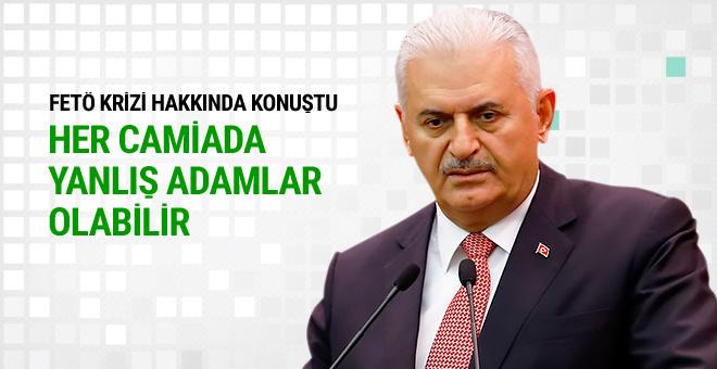 Başbakan Binali Yıldırım'dan Hakan Şükür yorumu