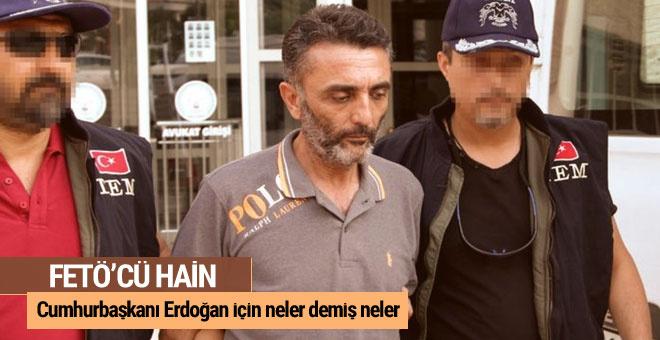 Zekeriya Kuzu'dan Erdoğan için olay sözler