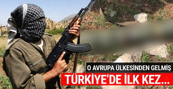 İnanılır gibi değil ilk kez yakalandı! PKK...