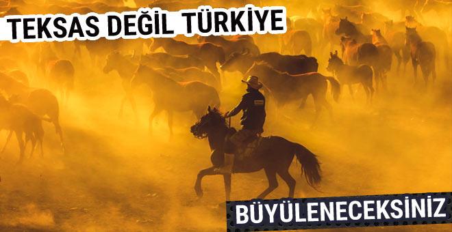 Burası Teksas değil Türkiye! Bakın hangi ilimiz