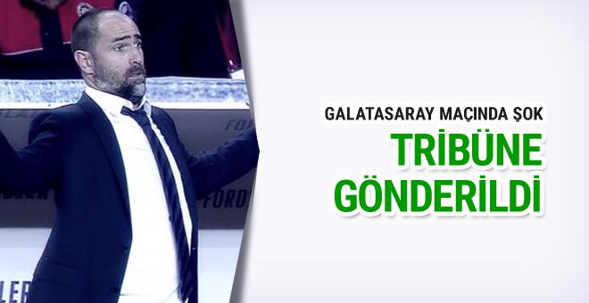 Galatasaray maçında Igor Tudor şoku!