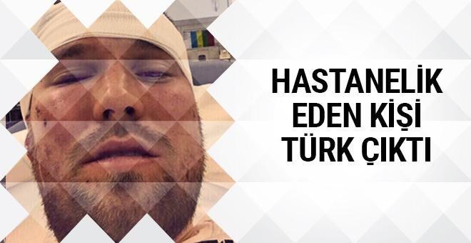 Grosskreutz'u hastanelik eden kişi Türk çıktı!