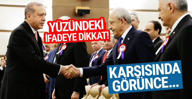 Referandum sonrası bir ilk! Erdoğan ve Kılıçdaroğlu...