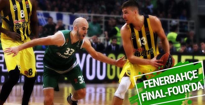 Fenerbahçe Final-Four'a yükseldi