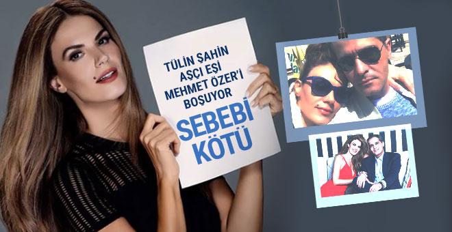 Tülin Şahin eşi Mehmet Özer'den boşanıyor! Sebebi olay