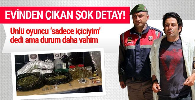 Selim Erdoğan 'içiciyim' dedi ama evinden çıkan şok detay