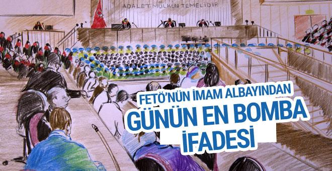 FETÖ'nün albay imamı konuştu! Günün bomba ifadesi