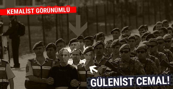 Kemalist görünümlü Gülenist Cemal!