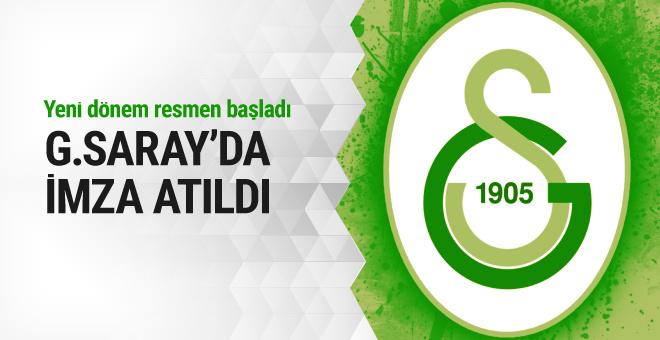 Galatasaray altyapısında yeni dönem başladı