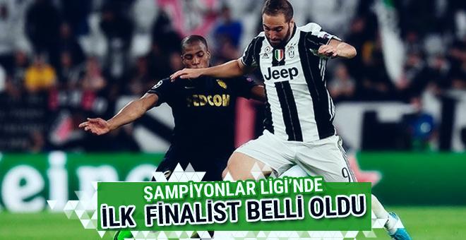 Şampiyonlar Ligi'nde ilk finalist belli oldu
