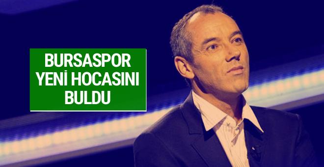 Bursaspor Paul le Guen ile prensipte anlaştı