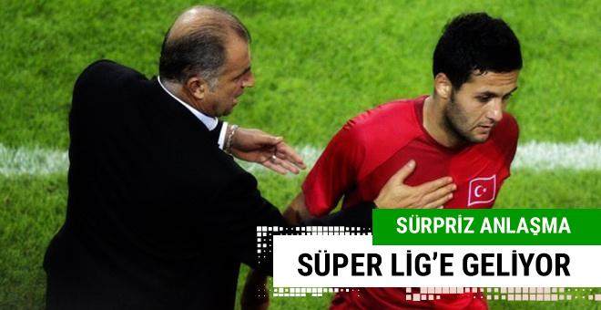 Yıldıray Baştürk Süper Lig'e geliyor