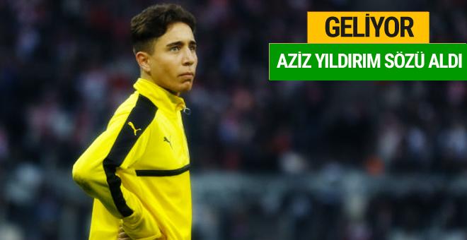 Emre Mor'dan Fenerbahçe'ye gelirim sözü
