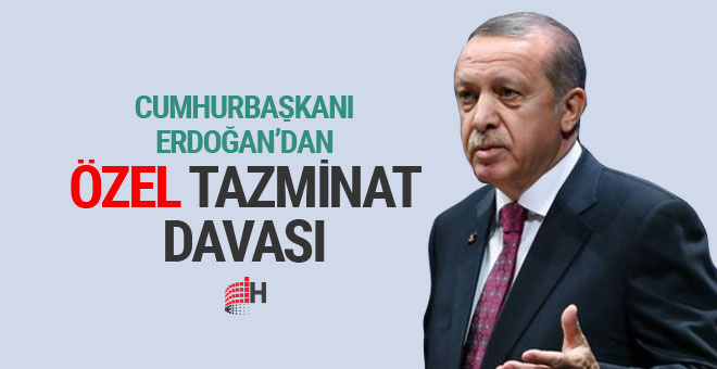 Cumhurbaşkanı Erdoğan'dan 15 Temmuz sonrası ilk dava