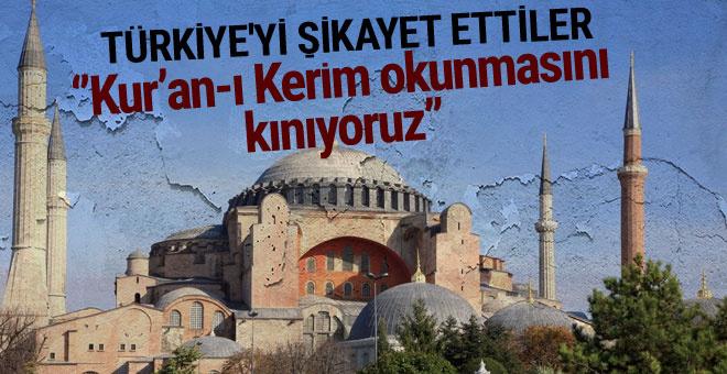 Yunanistan'dan UNESCO'ya Ayasofya çağrısı