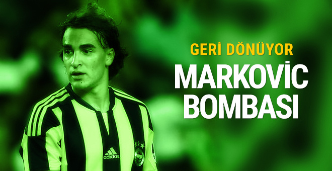Beşiktaş'a eski Fenerbahçe Markovic önerildi